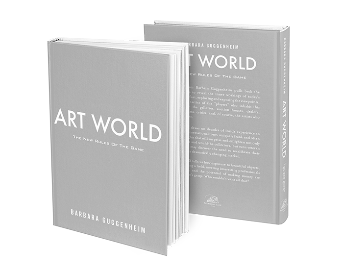 Art World by Barbara Guggenheim